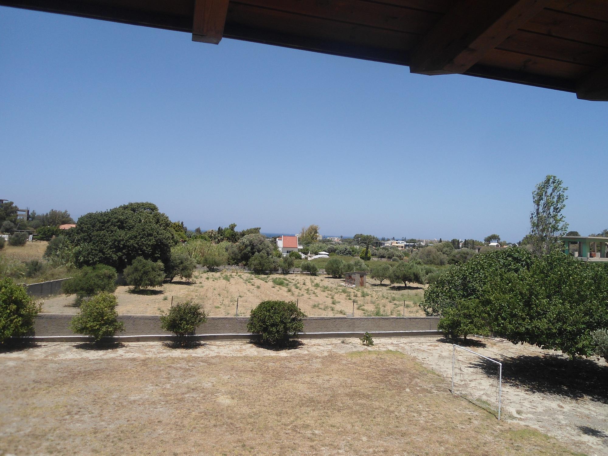 Διπλοκατοικία σε οικόπεδο 4 στρεμμάτων, Ιαλυσός, Ρόδος,KAS-99100