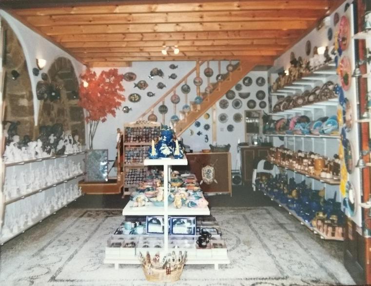 Κατάστημα στη μεσαιωνική πόλη της Ρόδου, Ρόδος, KAT- 19650