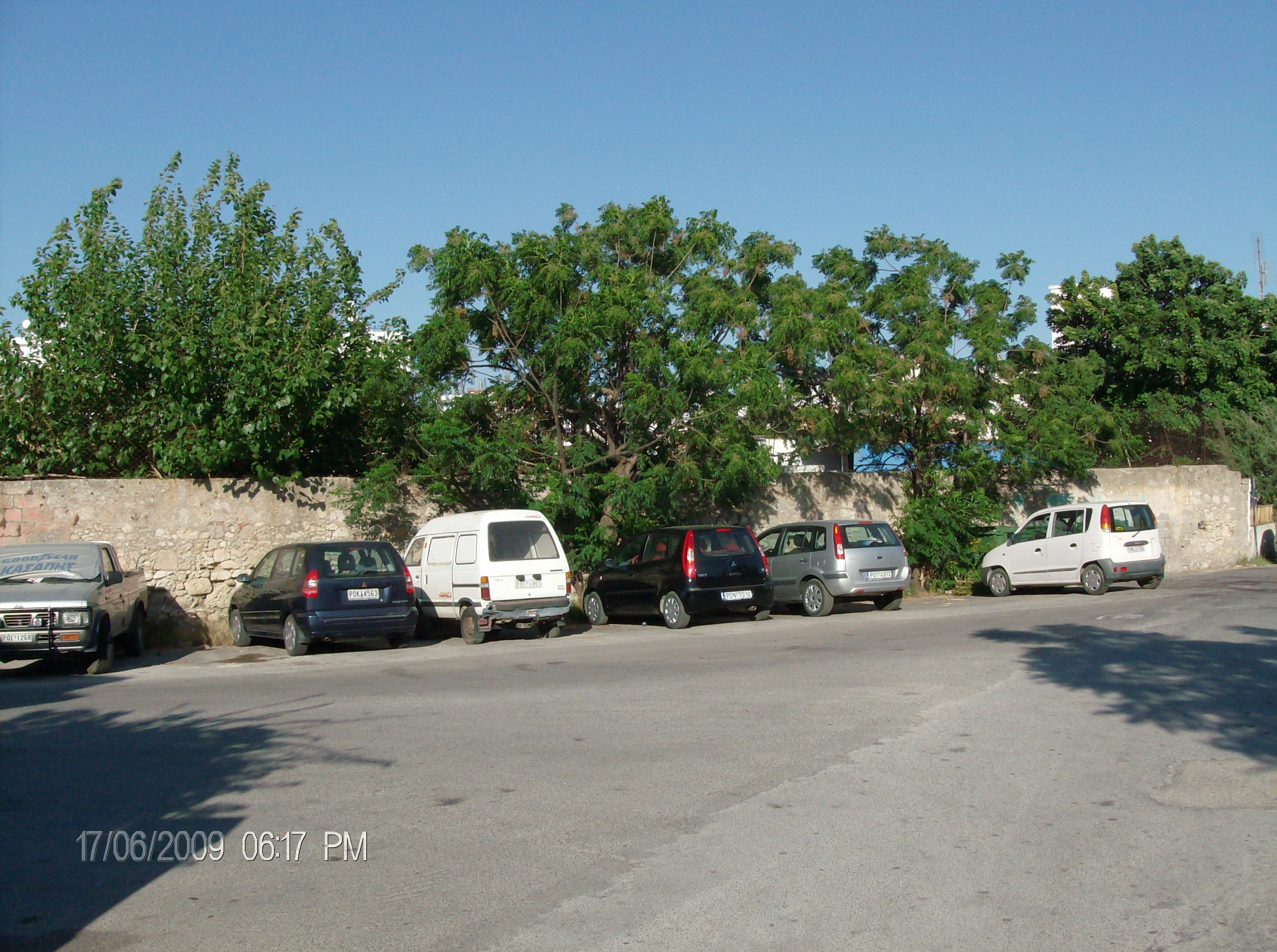 Οικόπεδο εντός πόλεως Ρόδου , OIK-26403