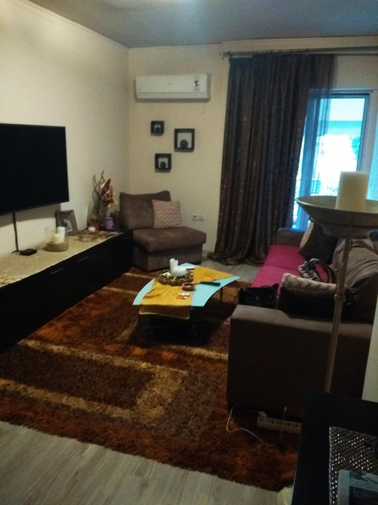 Ανακαινισμένο διαμέρισμα με (2) υπ/τια στη πόλη της Ρόδου, APS-03648