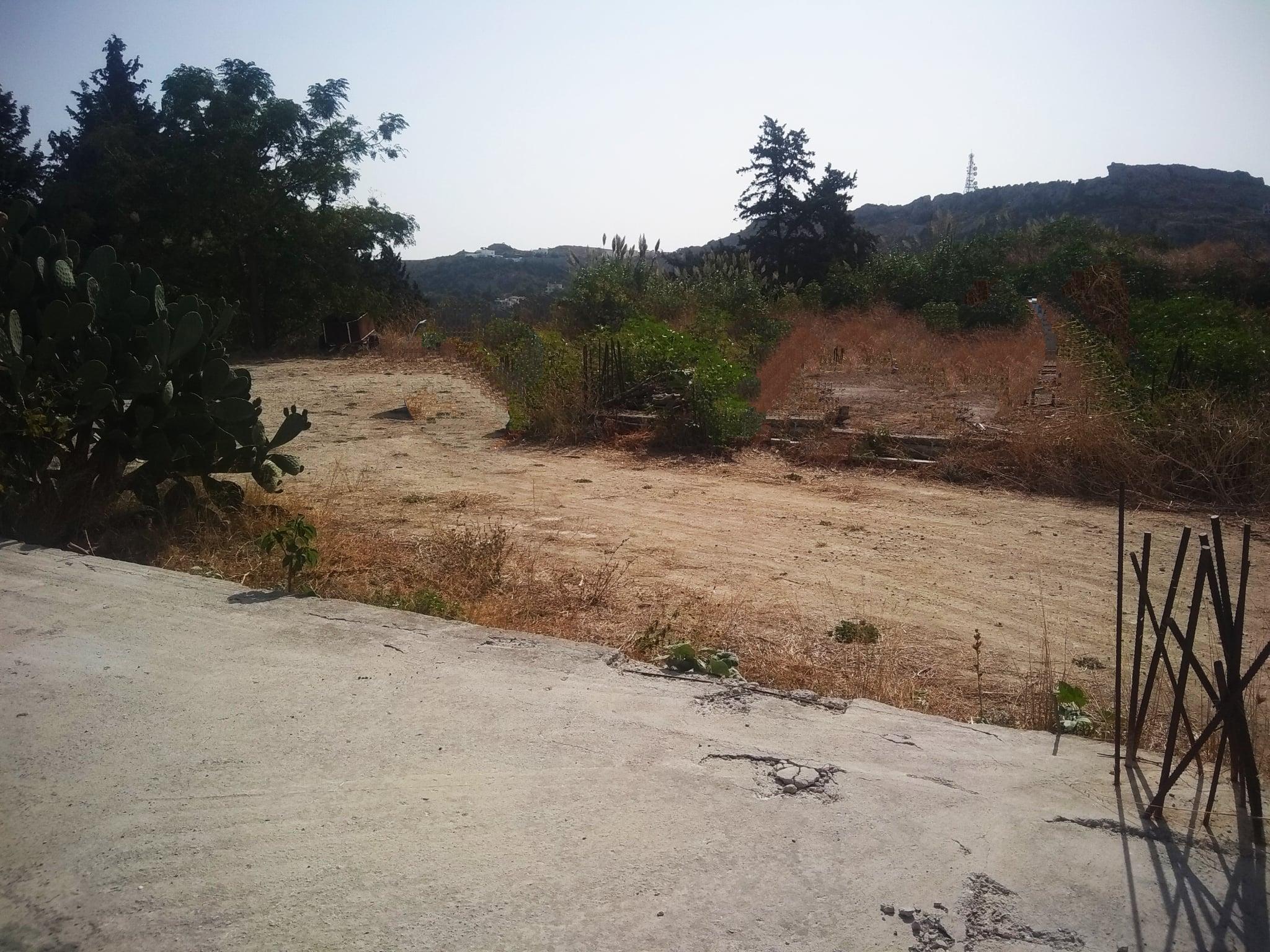Οικόπεδο εντός ζώνης με θέα , Κοσκινού Ρόδου, OIK-5748987
